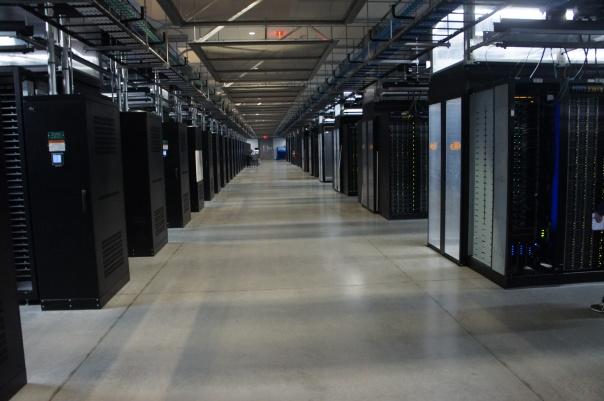 Facebook's Oregon datacentre